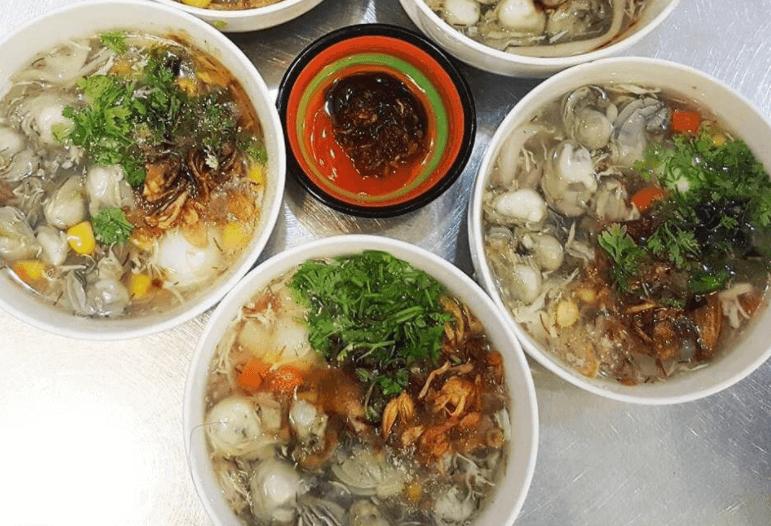 Quán ăn vặt ở Đồng Nai