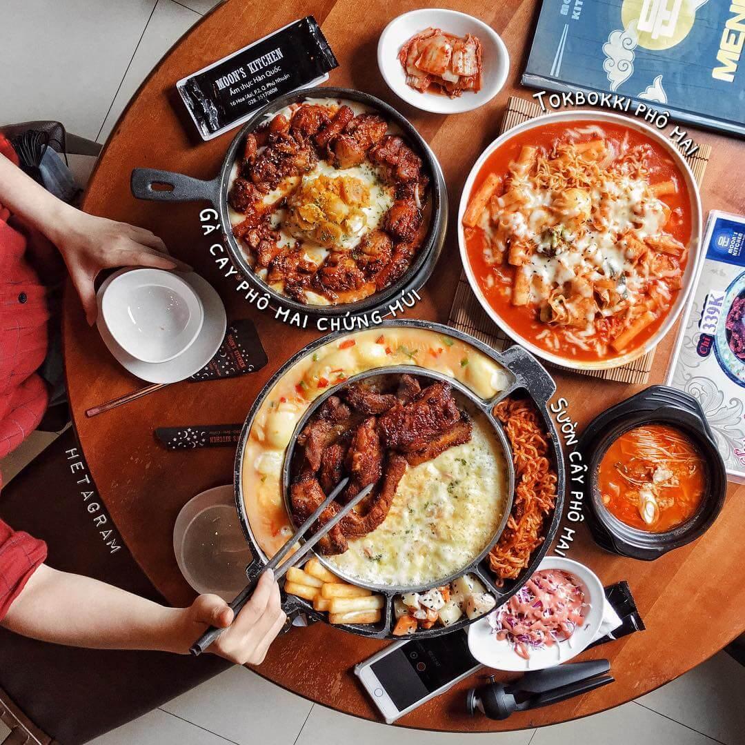 Nhà hàng nướng ở Đồng Nai