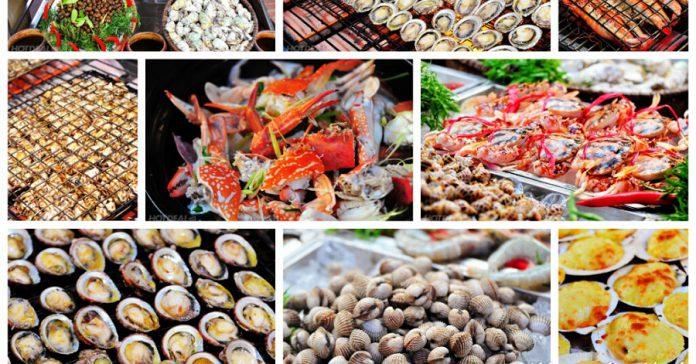 Quán hải sản ở Đồng Nai