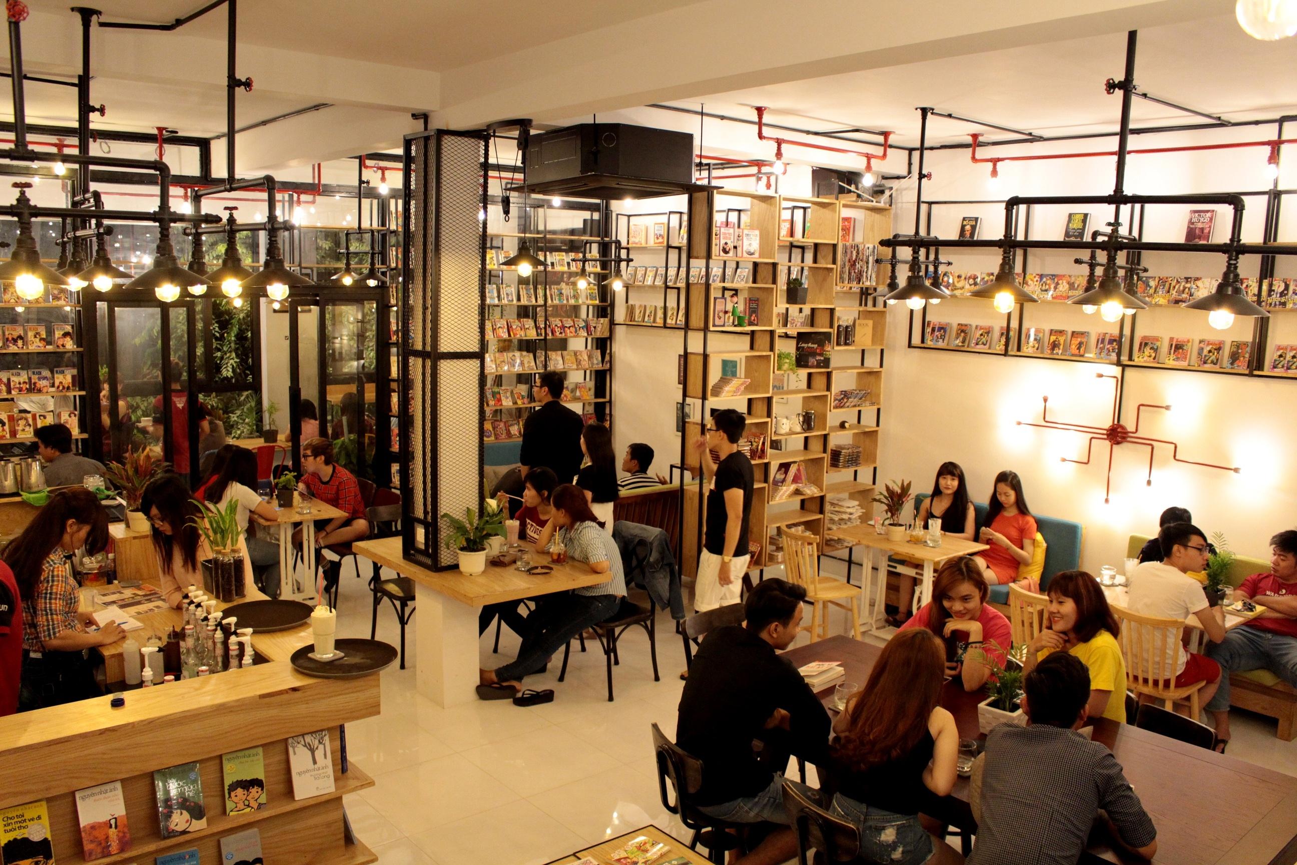 Quán cafe checkin ở Đồng Nai