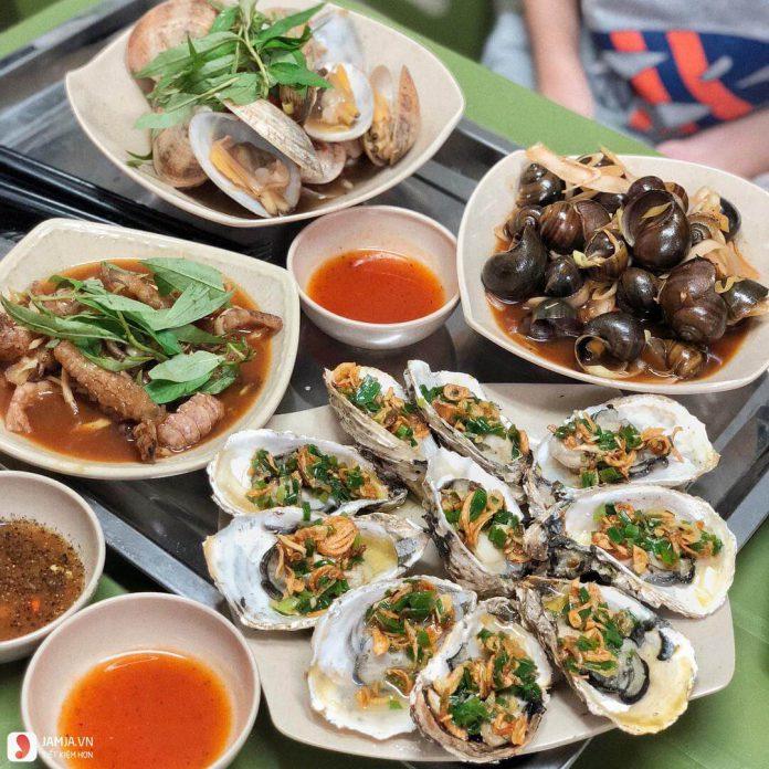 Quán hải sản ngon ở Biền Hòa