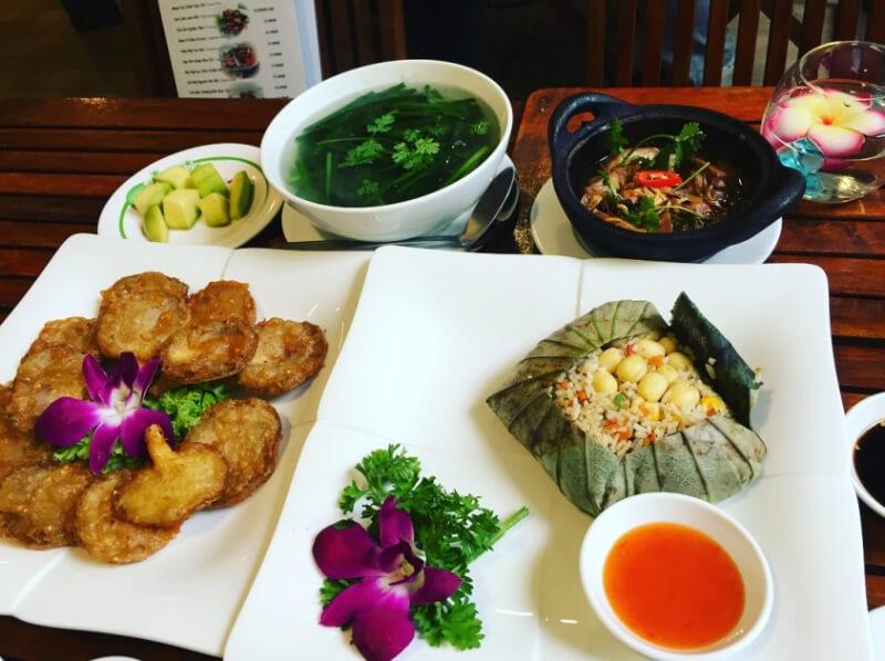 Quán Chay Việt Hoa Trai