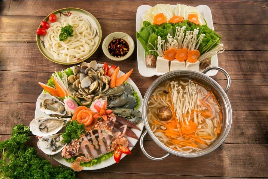 Nhà hàng hải sản ở Đồng Nai