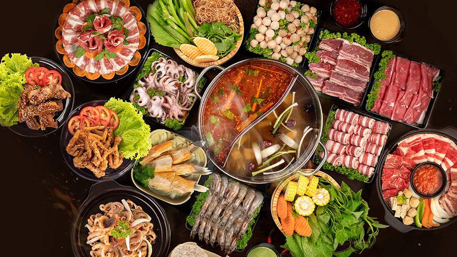 Nhà hàng lẩu ở Đồng Nai