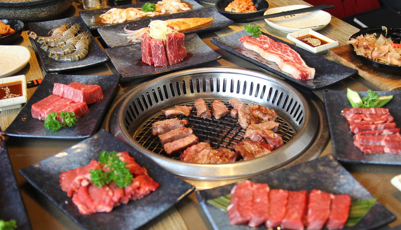 Sumo BBQ - Bufet Lẩu & Nướng