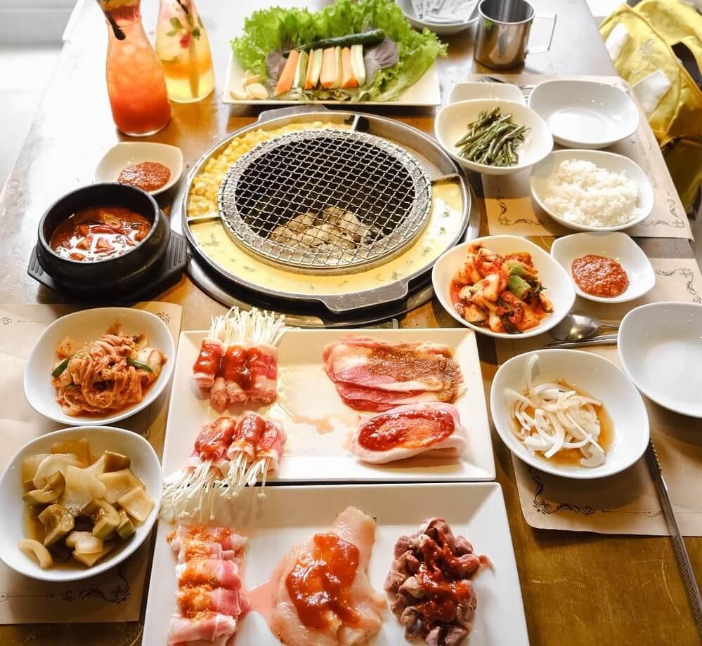 Lee BBQ - Ẩm Thực Hàn Quốc