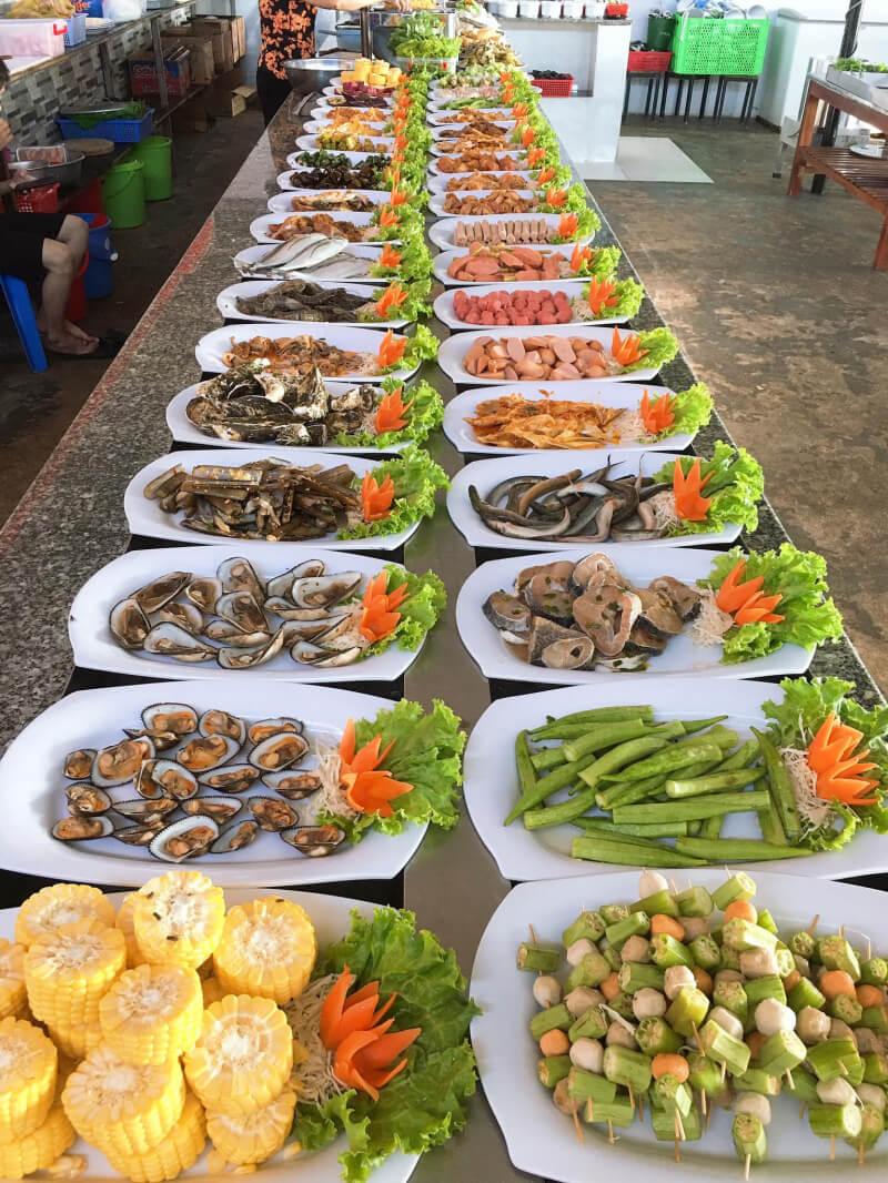 quán buffet ngon ở Biên Hoà