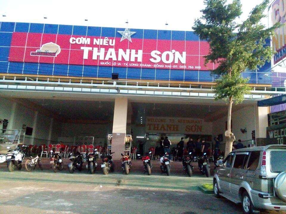 Nhà Hàng Cơm Niêu Thanh Sơn