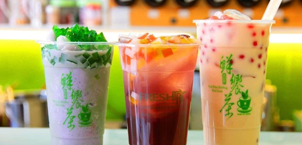 quán trà sữa ở Đồng Nai
