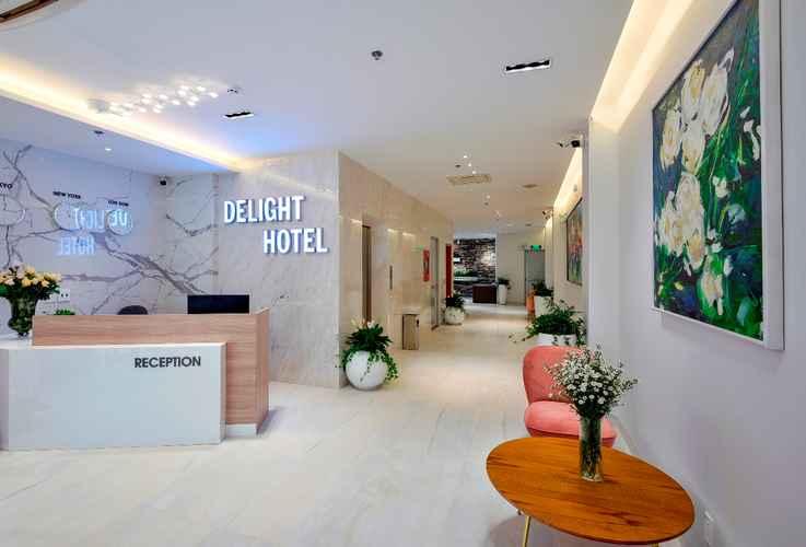 Khách Sạn Delight Hotel
