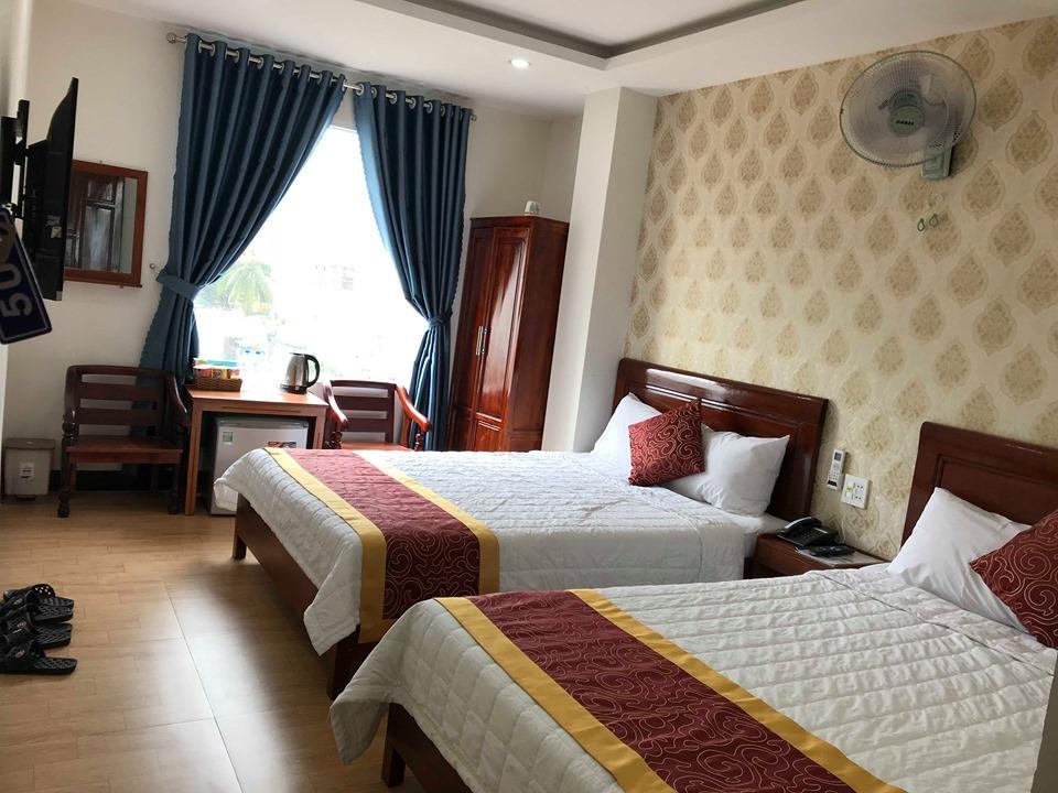Khách Sạn 2 Sao Ở Trung Tâm Quy Nhơn
