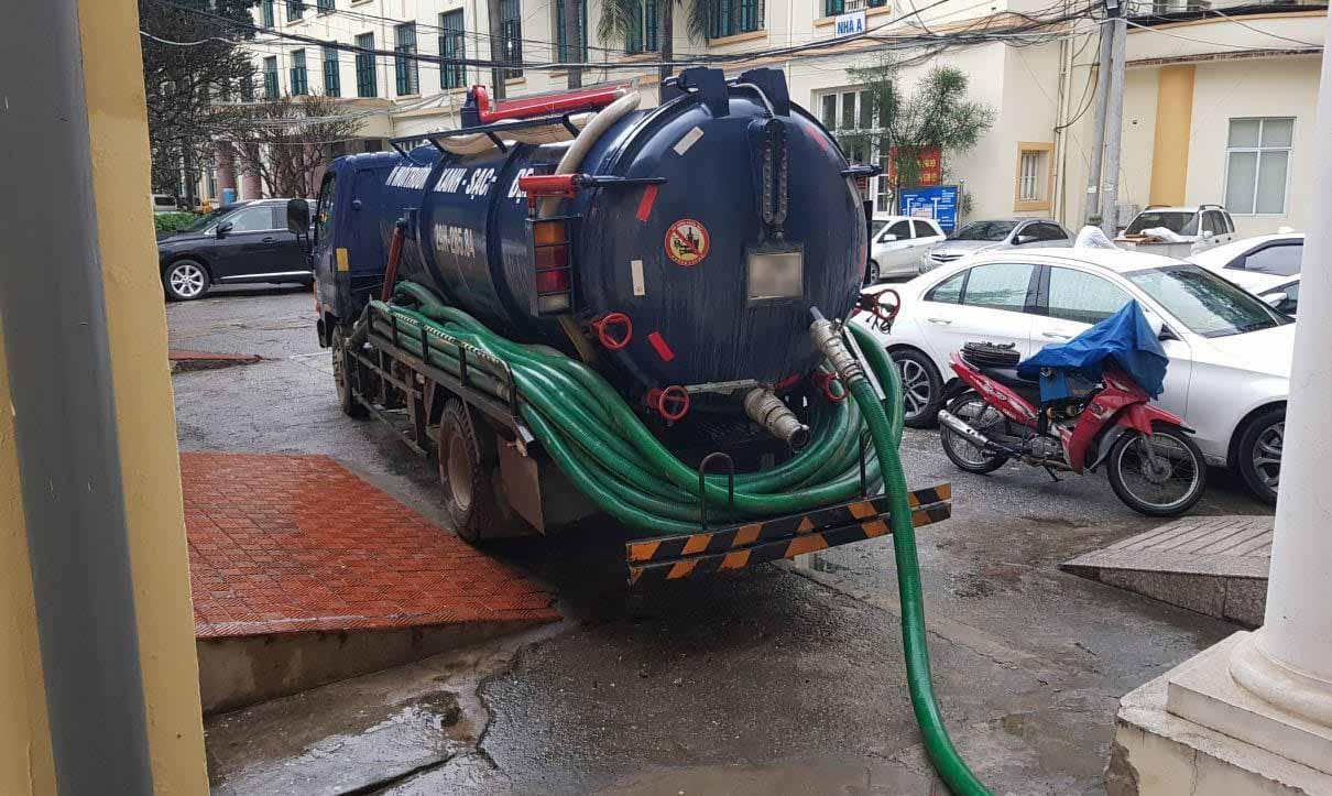 Công ty hút hầm cầu Thanh Bình