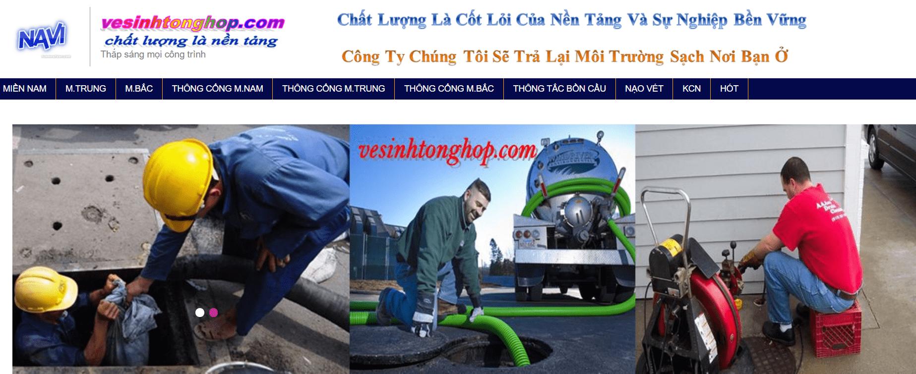Thông cống nghẹt Biên Hòa - Đồng Nai