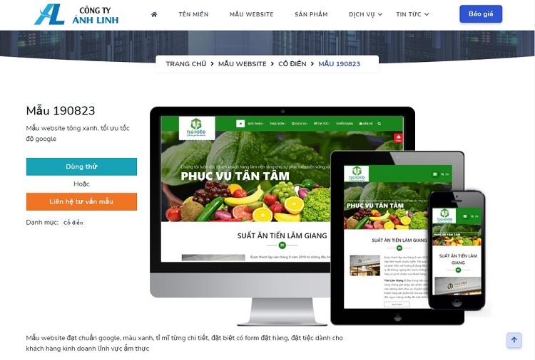 Công Ty Thiết Kế Web Biên Hòa