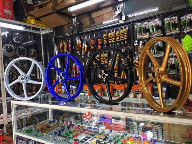 HT-Biker shop