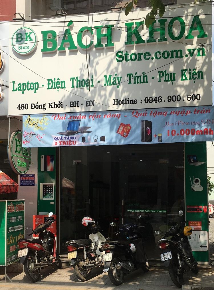 Bách Khoa Store – Sửa Chữa Điện Thoại Ở Biên Hòa
