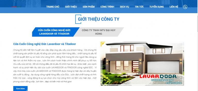 Đại Huy Hùng - Cửa Cuốn Tại Đồng Nai