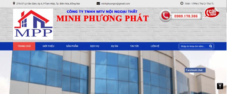 Minh Phương Phát - Cửa Cuốn Đồng Nai Uy Tín