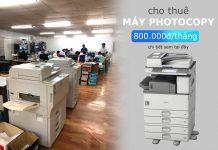 cho thuê máy photocopy Biên Hòa