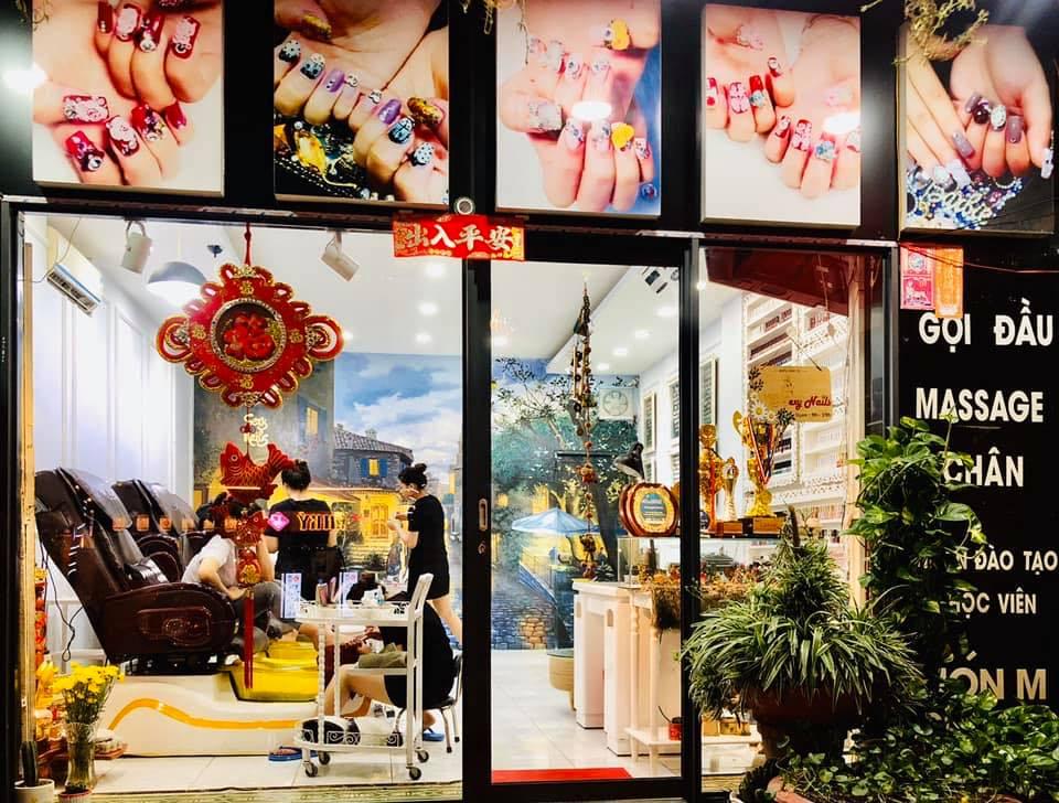 Top danh sách tiệm nails đẹp và chất lượng nhất tại Biên