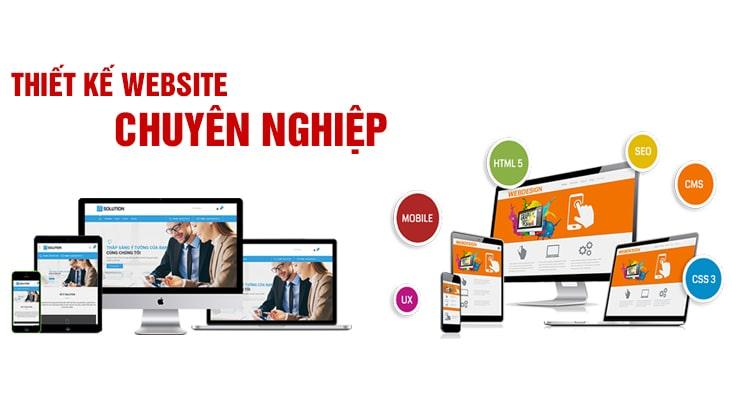 thiết kế web Biên Hòa