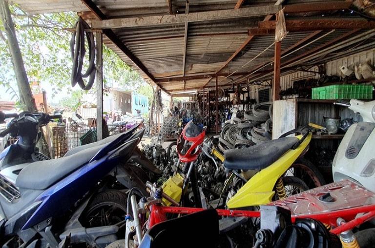 thuê xe máy Biên Hòa