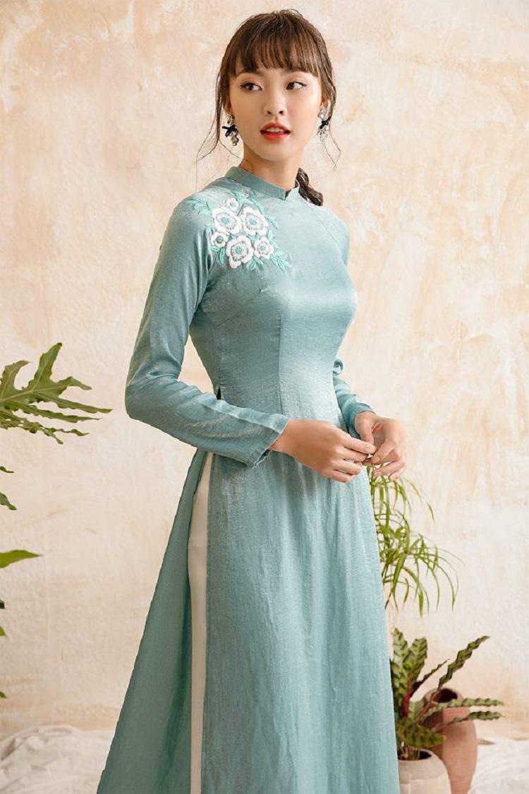 dịch vụ may áo dài Nguyễn Hùng