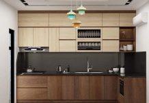 Thiết kế và thi công tủ bếp tại Biên Hòa