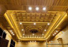 Thi công trần gỗ Đồng Nai