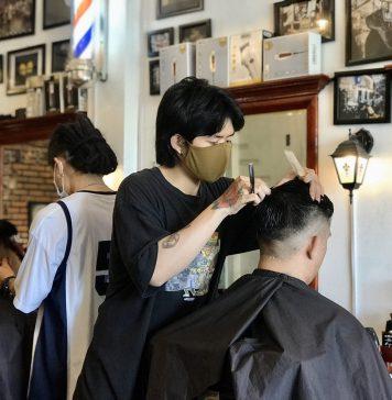 cắt tóc nam Biên Hòa