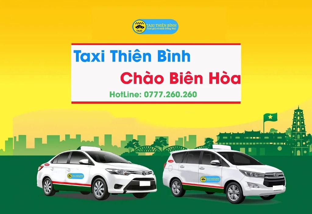 Số điện thoại taxi giá rẻ Biên Hòa