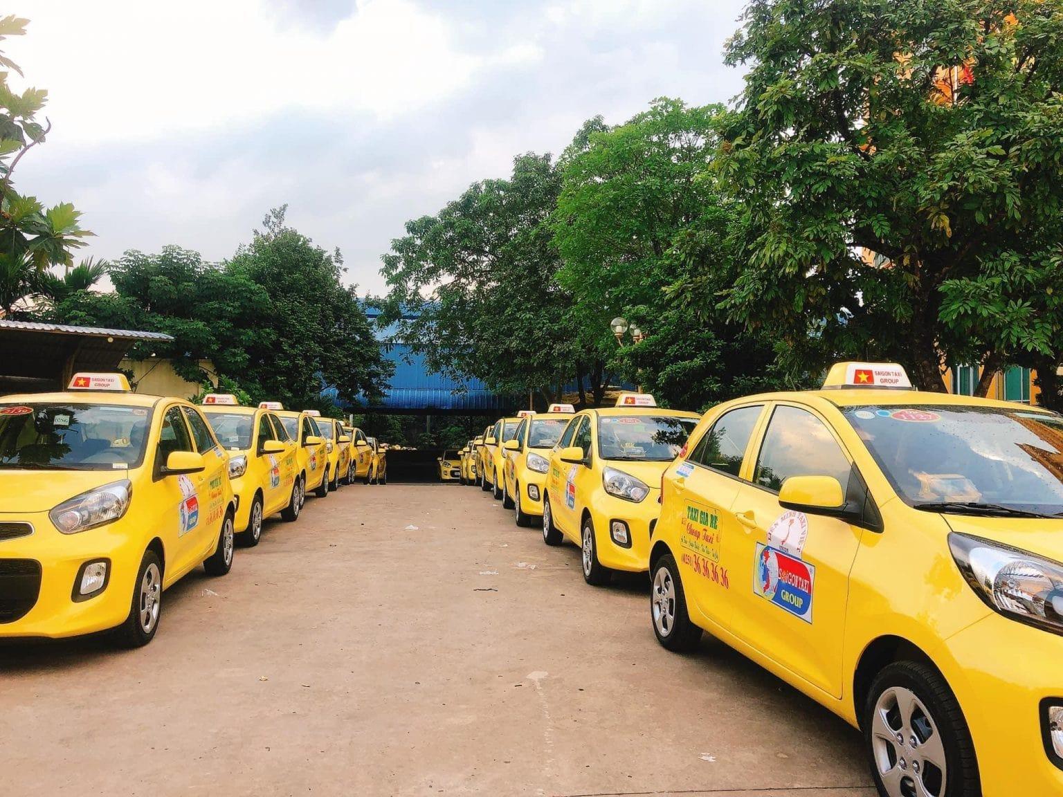 Sài Gòn Taxi - Số Điện Thoại Taxi Giá Rẻ Tại Biên Hòa